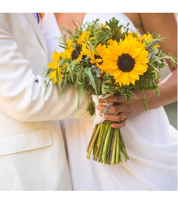 Assorted And Beautiful Bright Bouquet